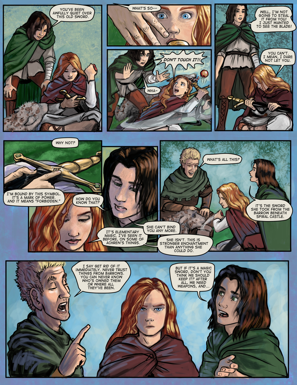 Chapter Ten: page two